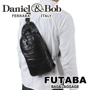 QUOカード付き Daniel&Bob PIPPO ボディバッグ ダニエル&ボブ RODI ロディ ピッポ ローディー DAB108L35 メンズ ワンショルダーバッグ bag-net