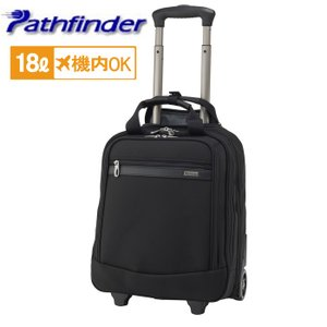 QUOプレゼント pathfinder AVENGER パスファインダー アベンジャー トロリー キャリーバッグ 18L Soft Carry On PF1834|bag-net