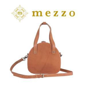 メゾ  バッグ MEZOO 革 みんなの視線を独り占めできるレトロ風合いの上質ラウンド2WAYハンドバッグ|bag-sonrisa