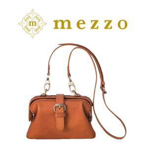 メゾ 革 バッグ デザイン性にも優れた上質で中身が見やすい口枠ポシェット|bag-sonrisa