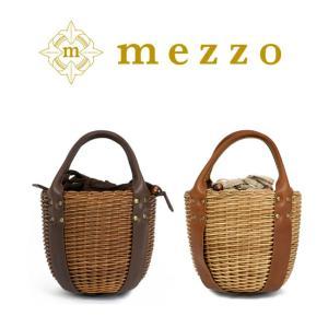 メゾ バッグ ソフトな質感と程よい抜け感がおしゃれな上質ラタンのハンドバッグ bag-sonrisa