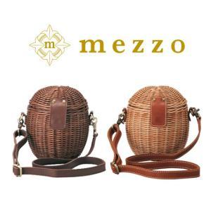 メゾ バッグ ソフトな質感と程よい抜け感がおしゃれな上質ラタンのエッグ型ショルダーバッグ bag-sonrisa