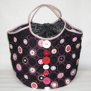 イパニマ ボタンブラック|bag-tantan