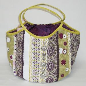 イパニマ パープルイエロー|bag-tantan