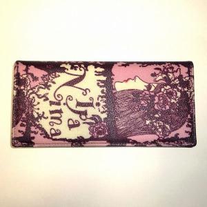 イパニマ財布 シグネチャー ピンク|bag-tantan
