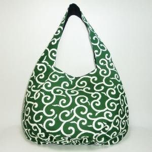 ワンショルダー 唐草|bag-tantan