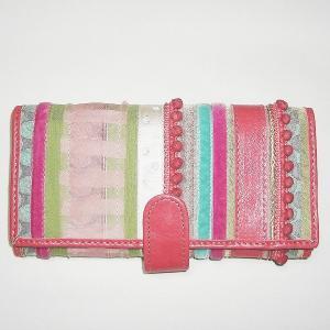 イパニマ財布 ピンク|bag-tantan