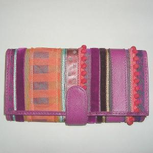 イパニマ財布 パープル|bag-tantan