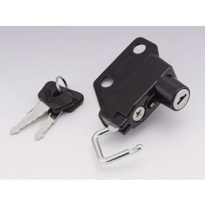 KIJIMA HD-05141 09-11年XR1200用 ヘルメットロック|bagg