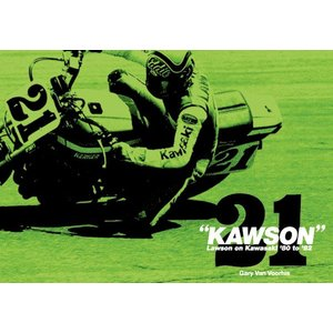 "AMAスーパーバイク エディー・ローソン写真集""KAWSON""|bagg"