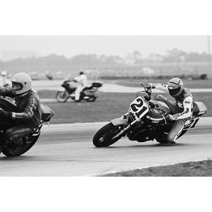 "AMAスーパーバイク エディー・ローソン写真集""KAWSON""|bagg|03"