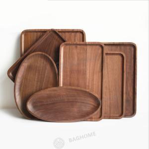 木製食器 木製プレート 食器 トレー トレイ 木製 皿 木の皿 北欧 カフェ おしゃれ かわいい ナ...