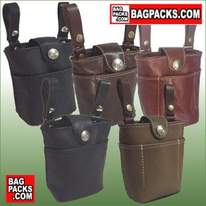 バッグパックス ウエストポーチ メディスンバッグ003(フロント・インナーポケット付き) BAGPACKS bagpacks