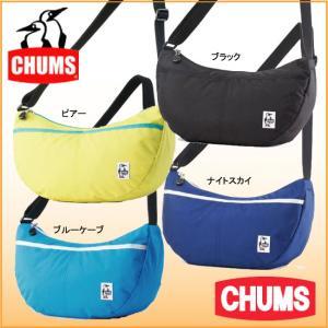 チャムス CH60-0847 ECO-スモールバナナショルダー CHUMS ショルダーバッグ メッセンジャーバッグ ミニショルダー|bagpacks