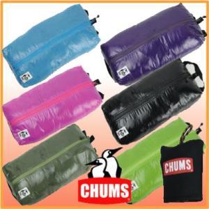 チャムス CH60-0465 パッカブルポーチ-M CHUMS ポーチ トラベル 旅行荷物の小分け|bagpacks