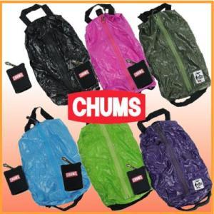 チャムス CH60-0466 パッカブルポーチ-S CHUMS ポーチ トラベル 旅行荷物の小分け|bagpacks