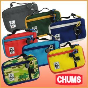 チャムス CH60-2022 ECO スマートフォンケース CHUMS ミニポーチ デジカメケース スマホケース トラベルポーチ|bagpacks