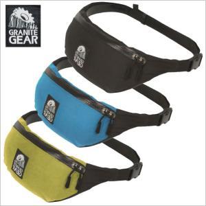 グラナイトギア ヒップウイング ヒップバッグ 2211200018 GRANITEGEAR ウエストバッグ ヒップバッグ ウエストポーチ ファニーパック|bagpacks