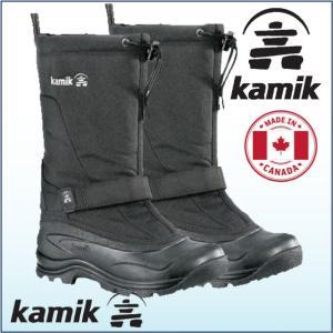 カミック 防寒ブーツ  1600220 グリーンベイ4-WS ウインター スノーブーツ KAMIK|bagpacks