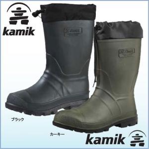 カミック 防寒ブーツ 1600231-ハンター KAMIK ウインタースノーブーツ|bagpacks