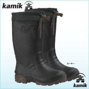 カミック 防寒ブーツ 1600307 アイスクラッシャー ウインター スノーブーツ KAMIK|bagpacks