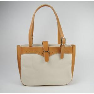 ケイシイズ KCS-KYV000B-キャンバスレザートートバッグ KC's bagpacks