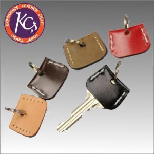 ケイシイズ KHC008S-レザーキーカバー カウハイド KC's bagpacks