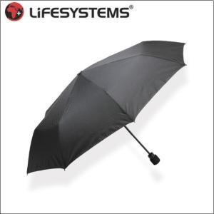 トレッキングやトラベルに便利な折りたたみ傘  ●品 番/L9460 ●品 名/ライフシステム トレッ...