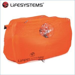 ライフシステム L42321-サバイバルシェルター4(4人用) LIFESYSTEMS ツェルト 保温シェルター 緊急用テント|bagpacks