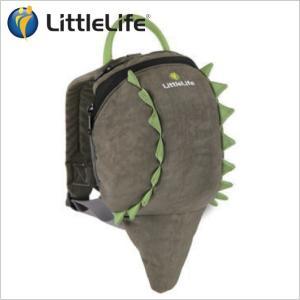 リトルライフ アニマル デイサック2 L10880-クロコダイル LITTLELIFE,子供用リュック,キッズ用リュックサック,子供用リュックサック