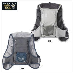 マウンテンハードウェア OU0459-シングルトラックレースベスト MOUNTAINHARDWEAR ランニングパック トレランパック ランニングベスト bagpacks