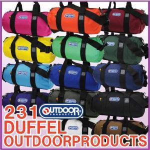 アウトドアプロダクツ ギアダッフル231 OUTDOOR PRODUCTS|bagpacks
