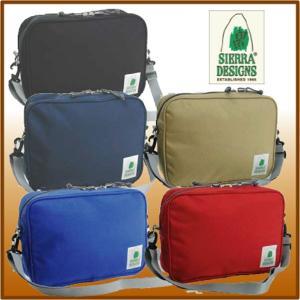 シェラデザイン ポーチM SIERRADESIGNS ショルダー ミニショルダー セカンドバッグ ポイント|bagpacks