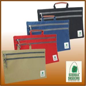 シェラデザイン シンプルブリーフB4 SIERRADESIGNS  ドキュメントバッグ クラッチバッグ ポイント|bagpacks
