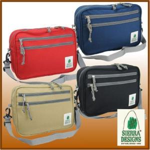 シェラデザイン ZIP-ポーチM SIERRADESIGNS ショルダー ミニショルダー セカンドバッグ ポイント|bagpacks