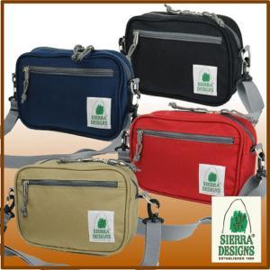 シェラデザイン ZIP-ポーチS SIERRADESIGNS ショルダー ミニショルダー セカンドバッグ ポイント|bagpacks