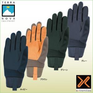 テラノバ 21FLG-ファルコングローブ TERRANOVA 防寒手袋 登山手袋 ウインターグローブ|bagpacks