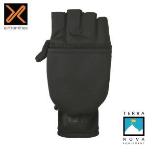テラノバ 21HWM-ホークミット TERRANOVA 防寒手袋 登山手袋 ウインターグローブ フィンガーレスグローブ|bagpacks
