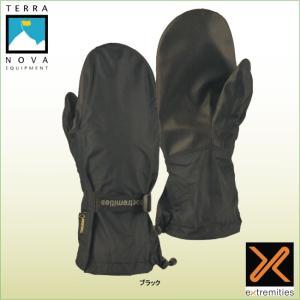 テラノバ 22TB-タフバック-GTX オーバーミトン TERRANOVA 防寒手袋 登山手袋 ウインターグローブ マウンテングローブ|bagpacks