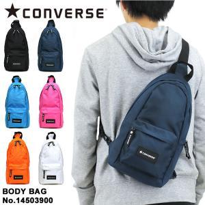 ◇商品:CONVERSE(コンバース) ボディバッグ 14503900 ◇ポイント:・ボックスロゴが...