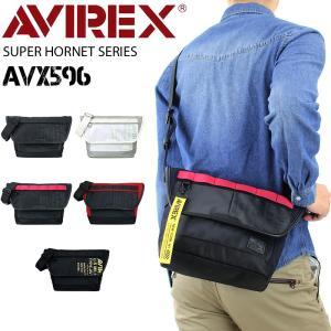 AVIREX(アヴィレックス) SUPER HORNET(スーパーホーネット) ミニフラップショルダ...