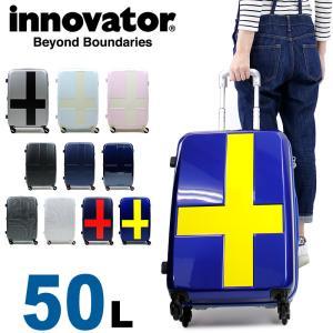◇商品/innovator  スーツケース ジッパータイプ INV55 ◇ポイント/・1〜3泊程度の...