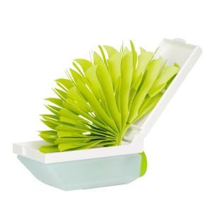 ちょこっとオアシスプラスシー グリーン 自然気化式 加湿器|bagus-co