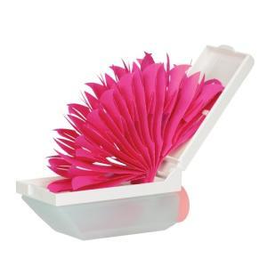 ちょこっとオアシスプラスシー ピンク 自然気化式 加湿器|bagus-co