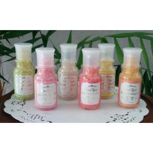 ディアムーン アロマバスソルト 6種類セット 入浴剤 送料無料|bagus-co