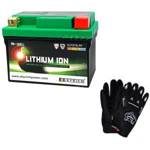 グローブ付!SKYRICリチウムイオンバッテリー 互換 ユアサ YTX7L-BS GTX7L-BS YTX7L-BS GTX7L-BS YTZ7V 即使用可能 【限定特価】|baikupatuhakase