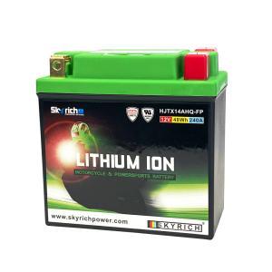 超高性能リチウムイオンバッテリー バッテリー規格:YB14L-A2相当 サイズ(目安):横幅134/...