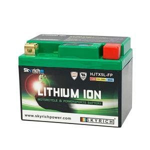SKYRICHリチウムイオンバッテリー 互換ユアサ YTX5L-BS FTX5L-BS 即使用可能 XR250モタードNSR125リード100|baikupatuhakase