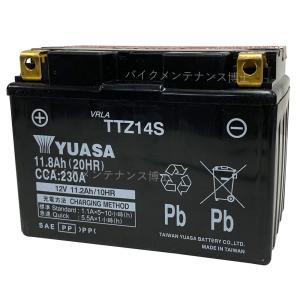 台湾 YUASAユアサ TTZ14S 互換 YTZ14S FTZ14S DTZ14-BS SC54 CB1300 スーパーボルドール 初期充電済 即使用可能|baikupatuhakase