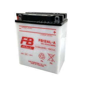 古河電池 FB12AL-A 開放型バッテリー【互換 ユアサ YB12AL-A】 FB フルカワ ビラーゴ400 ホンダ除雪機(HS970 SB690 SB655 HS660 HS760 HS870HS555 HS655)|baikupatuhakase